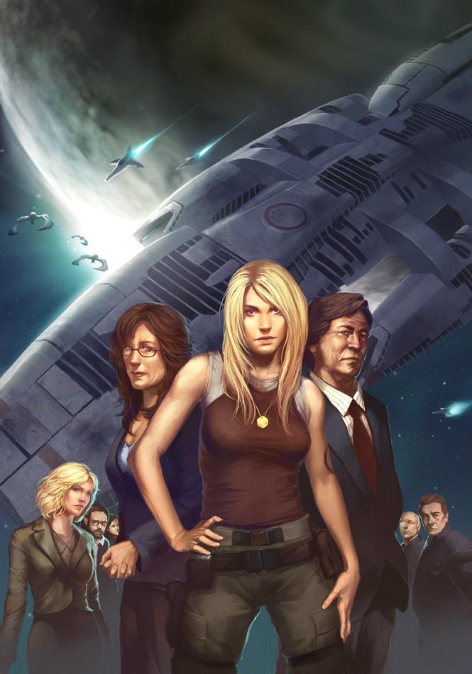 Starbuck Battlestar Galactica >> Battlestar Galactica Manga by UdonCrew on DeviantArt