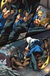 Street Fighter IV 1 pg 9