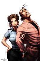 SF Legends Chun-Li 2A by UdonCrew