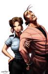 SF Legends Chun-Li 2A