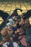 Street Fighter IV 2B
