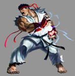 Marvel VS Capcom 2: Ryu