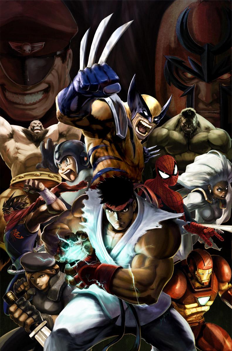 Marvel VS Capcom 2: Promo
