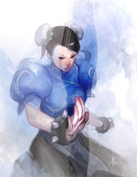 SF Legends Chun-Li 3B by UdonCrew