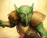 MtG Online- Goblin Warchief