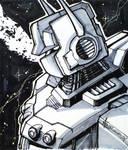SDCC09- Optimus Prime