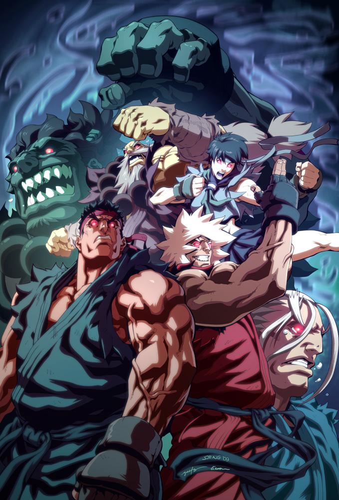 Street Fighter IV 3B