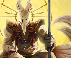 MtG Online- Eight + Half Tails by UdonCrew