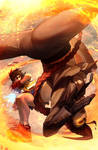 Street Fighter IV 3A by UdonCrew