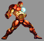 Marvel VS Capcom 2: Iron Man