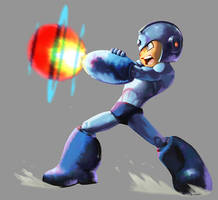 Marvel VS Capcom 2: Mega Man