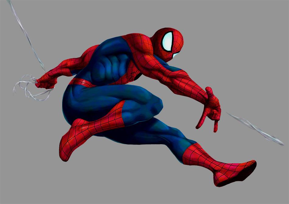 Marvel VS Capcom 2: Spider-Man