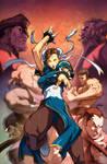 SF Legends Chun-Li 4B