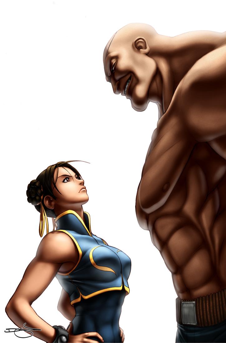 SF Legends Chun-Li 4A