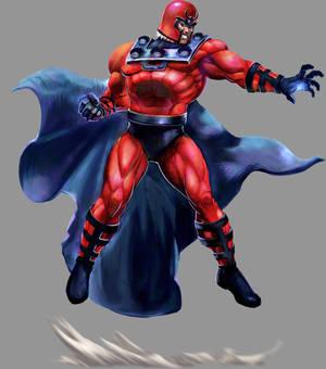 Marvel VS Capcom 2: Magneto