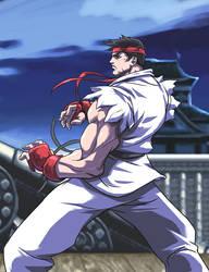 UFS - Ryu by UdonCrew