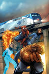 Amtrak Marvel Comic