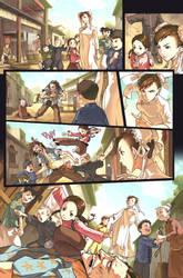 Fighting Evolution- CHUN-LI by UdonCrew
