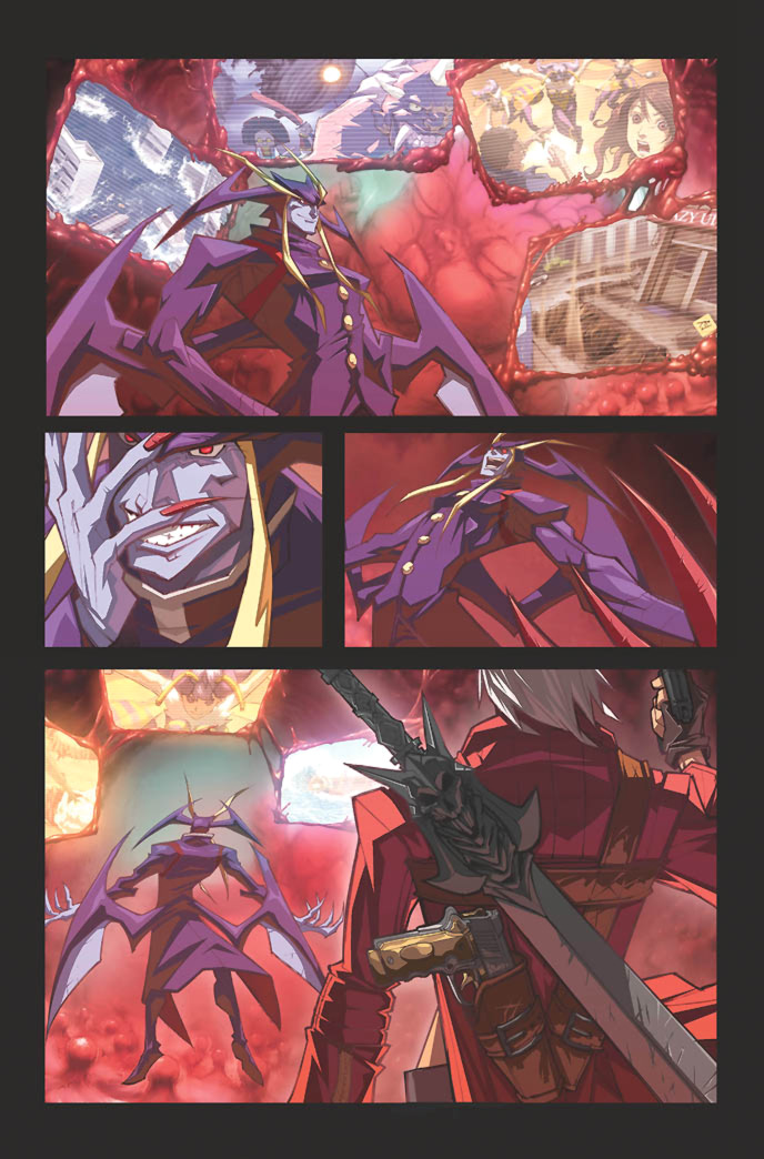 Fighting Evolution- JEDAH by UdonCrew