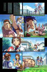 Fighting Evolution- SAKURA by UdonCrew