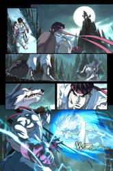 Fighting Evolution- RYU by UdonCrew