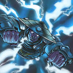 MK Card- Raiden by UdonCrew