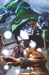 Darkstalkers - Issue 5