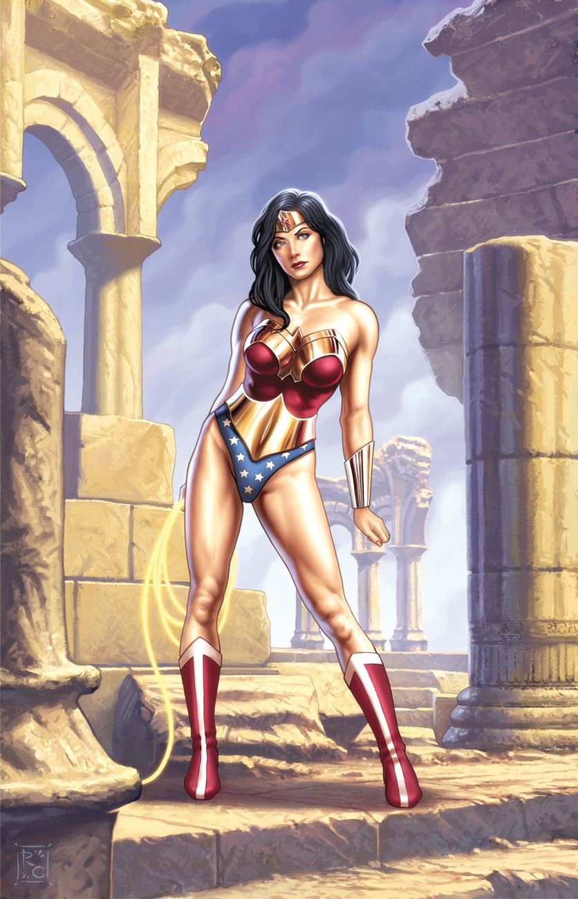 Wonder Woman by UdonCrew