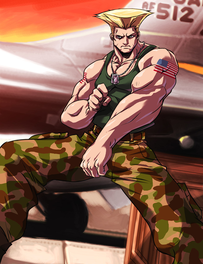 UFS - Guile by UdonCrew