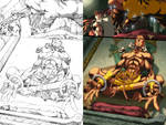 Street Fighter II issue 1 pg5