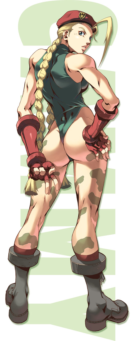 Door Poster - Cammy by UdonCrew