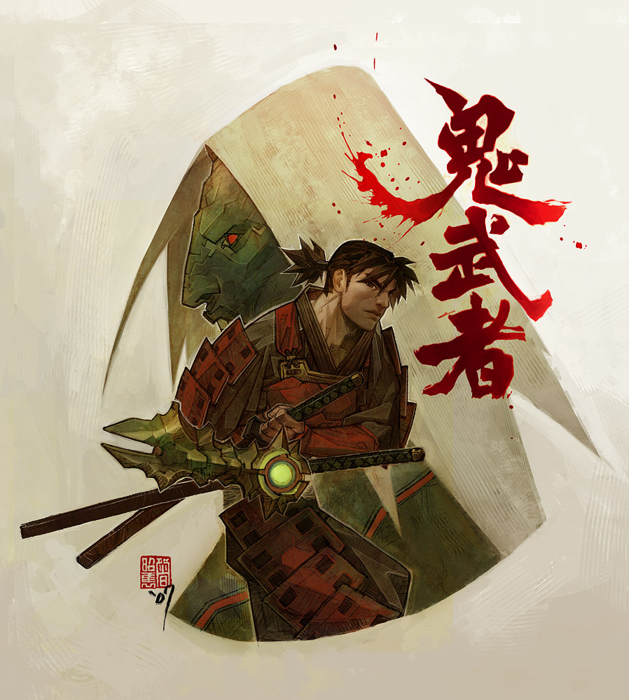 Samanosuke by UdonCrew