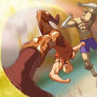UFS - Flash Kick by UdonCrew