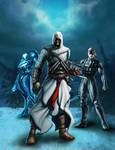 Gamepro Cover - Trio