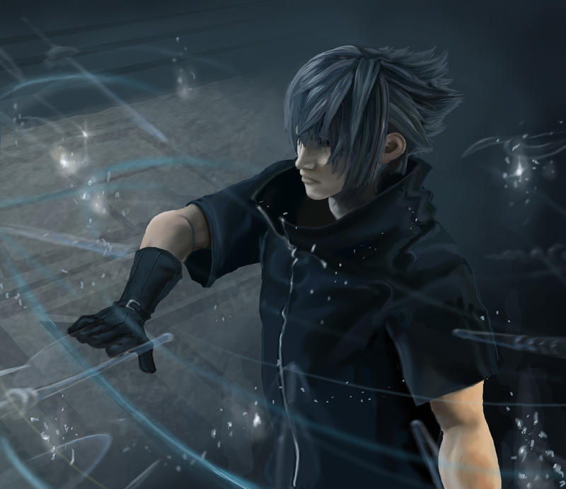 Noctis by oogalaboo