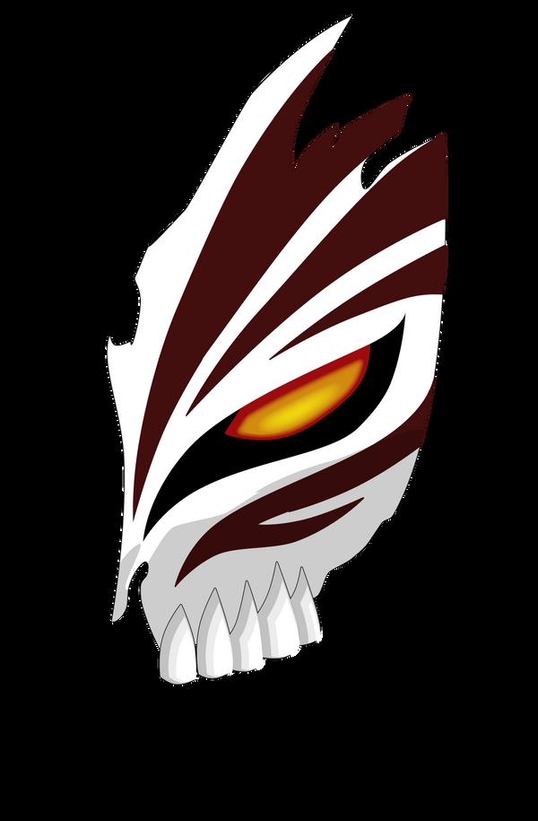 Hollow Ichigo Mask Photoshop By Majindm24 On Deviantart