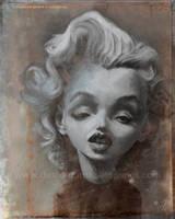 Marylin Monroe by David-Duque