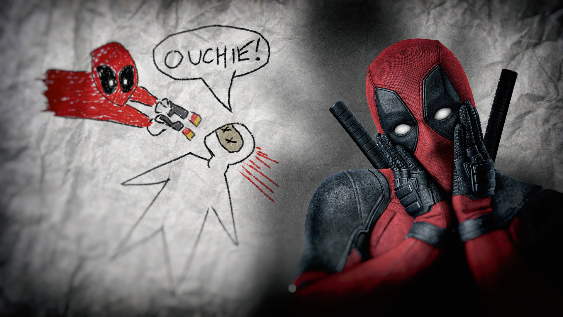 Beautiful Wallpaper Movie Deadpool - deadpool_movie_wallpaper__ouchie_drawing__by_paintpot2-dad1n8v  Pictures_892913.png