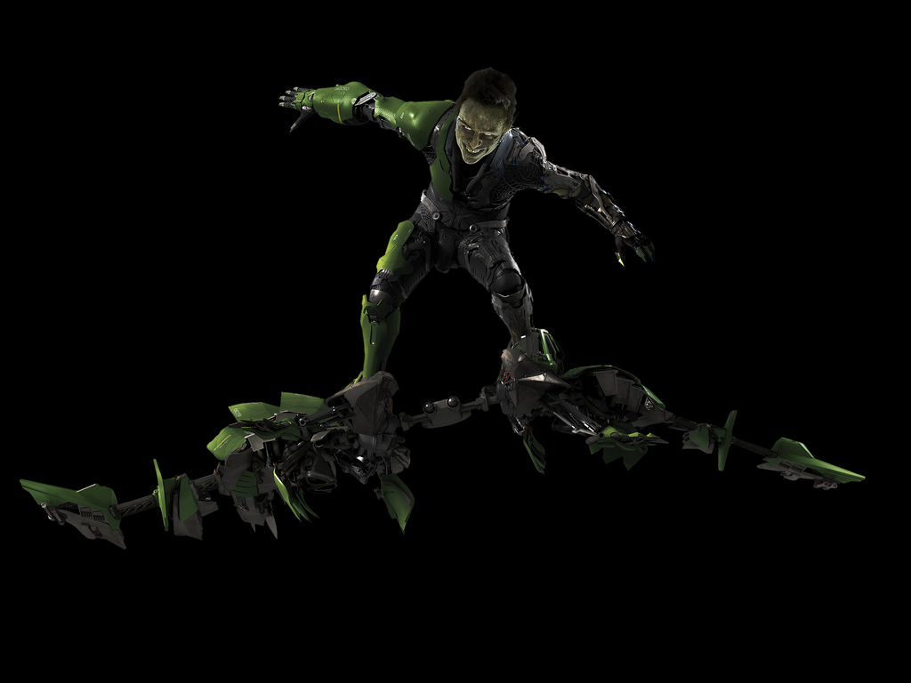 The Amazing Spider-Man 2 - Green Goblin Ver. 2 by ...