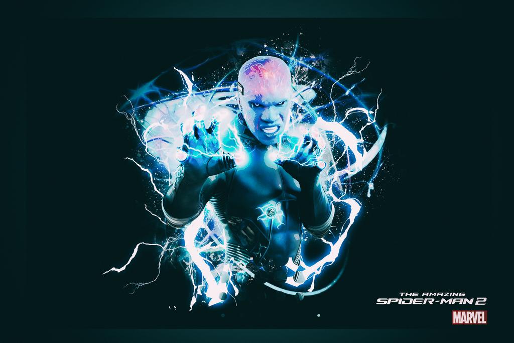 Electro Spider Man Wallpaper TASM2 Electro Wallpape...