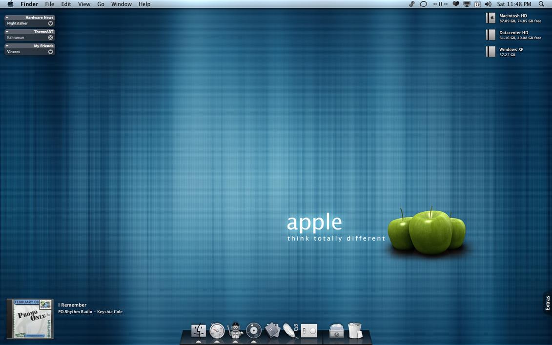 Totally Apple by neodesktop