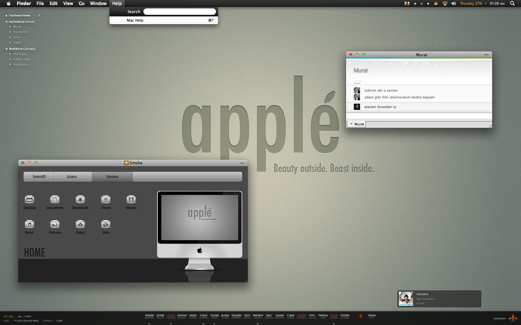 AppleBeast by neodesktop
