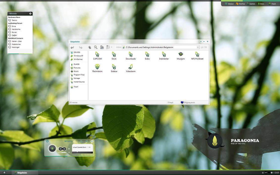 GaiaXP by neodesktop