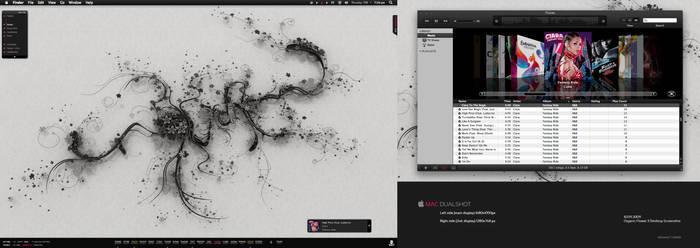 Mac Dualshot by neodesktop