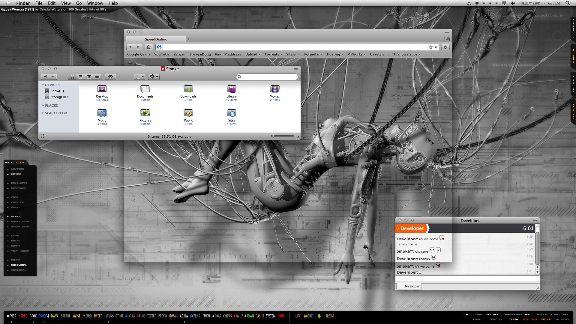 Robo by neodesktop
