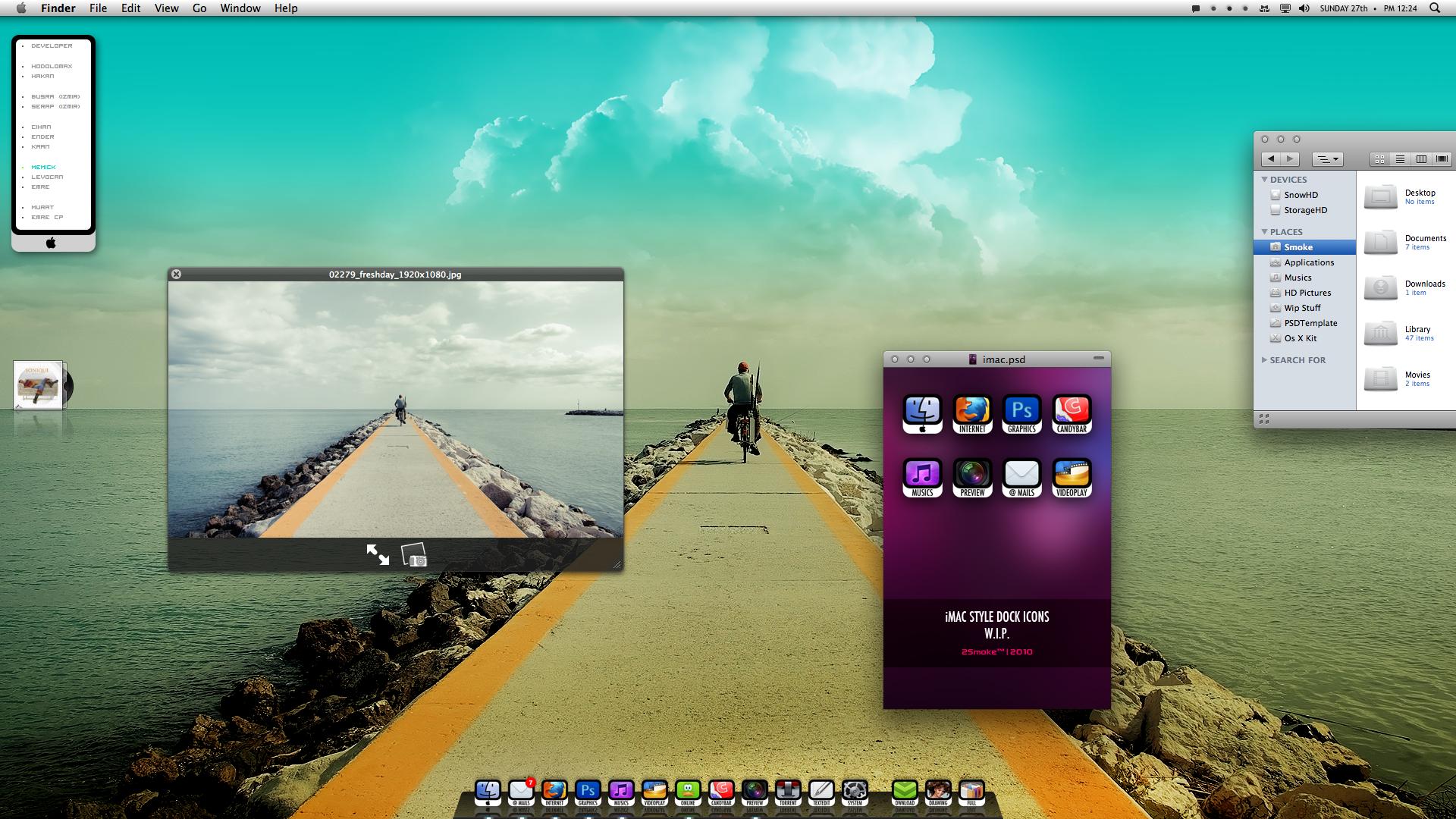 Freshday by neodesktop