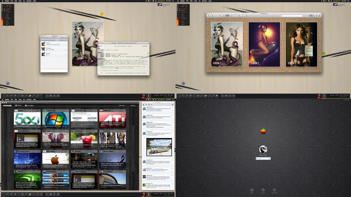 QuadShot by neodesktop