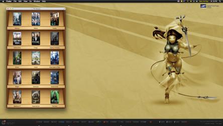 Amber II by neodesktop