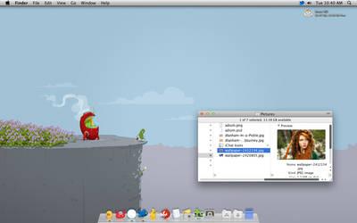 Hackbook :) by neodesktop