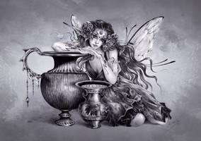 ZODIACO - Acquarius by Carella-Art